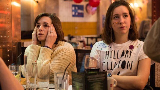 Хиллари Клинтондун жактоочулары