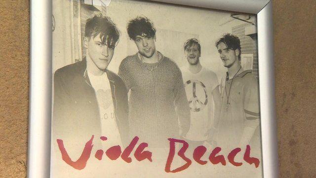 Viola Beach poster
