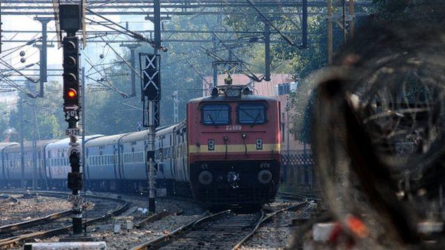 ट्रेन, रेलवे