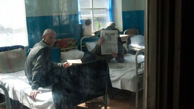 Засуджені хворі на туберкульоз