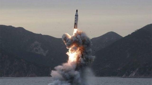 เกาหลีเหนือทดสอบยิงขีปนาวุธบ่อยครั้งในช่วงไม่กี่เดือนที่ผ่านมา