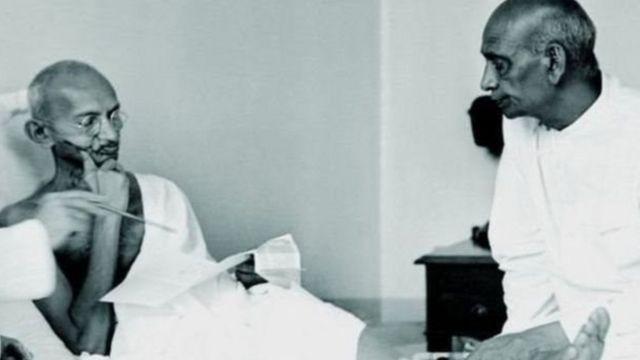 गांधी और पटेल