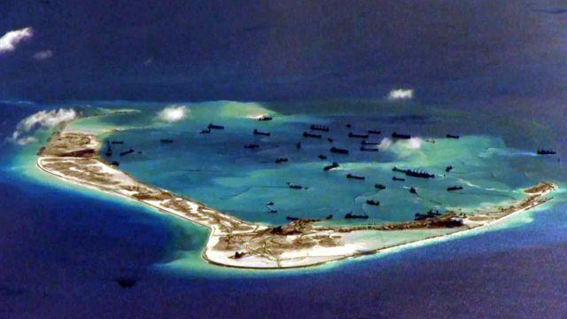 بحر الصين