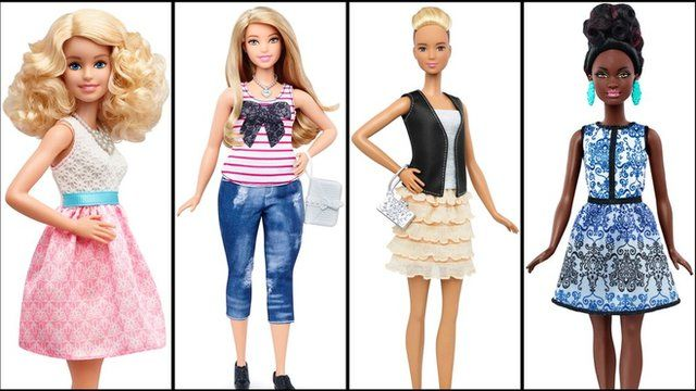 New Barbie models aim to be as diverse as their owners