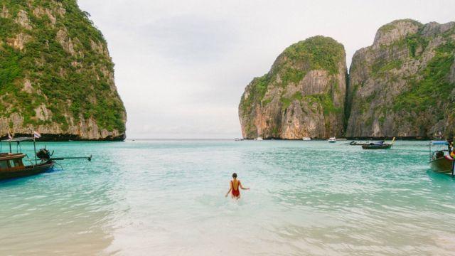 Praia da Tailândia
