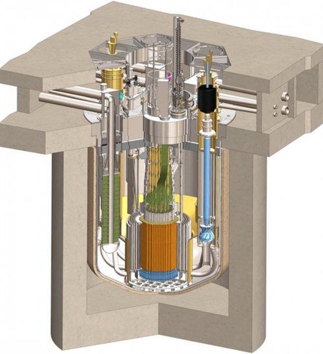 Reactor nuclear.