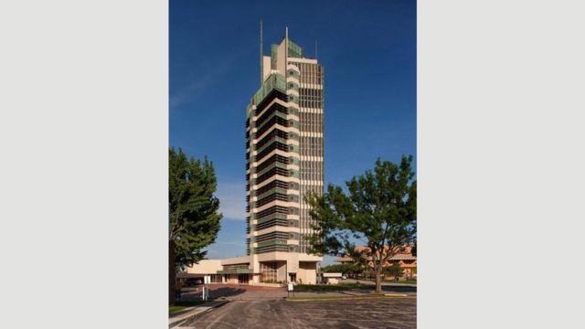 La Price Tower