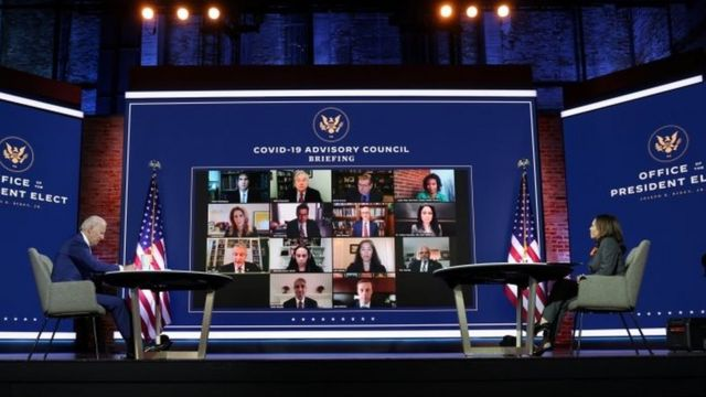 Joe Biden: quiénes integran el equipo de expertos creado por el presidente  electo para hacer frente a la pandemia de coronavirus - BBC News Mundo