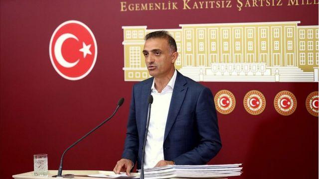 HDP'li Abdullah Koç