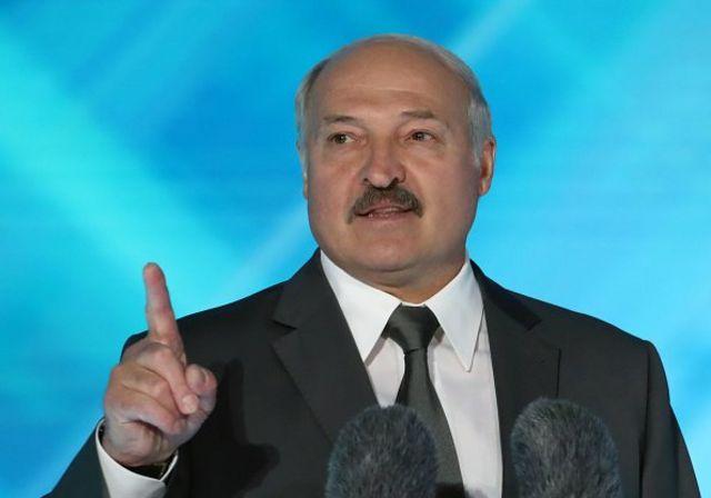 آقای لوکاشنکو