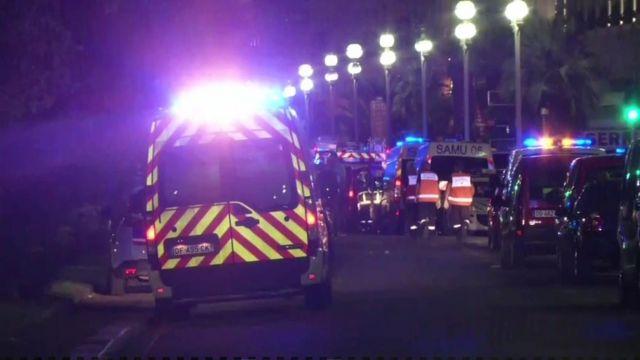 Nice attack All hell has broken loose BBC News