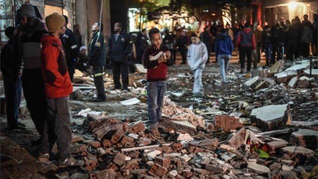 Egypt: Cairo bomb blast kills nine during police raid