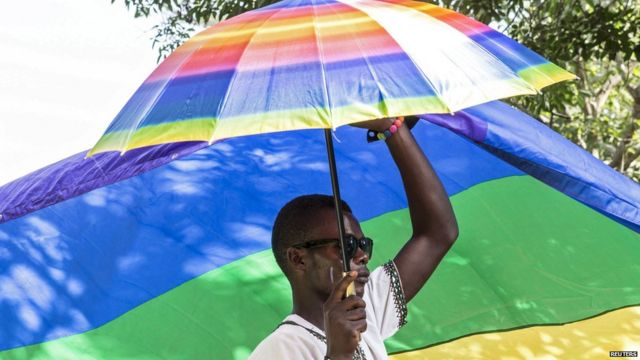 Uganda gay pride rally held a year after law overturned
