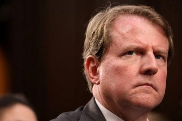Eski Beyaz Saray Hukuk Danışmanı Don McGahn