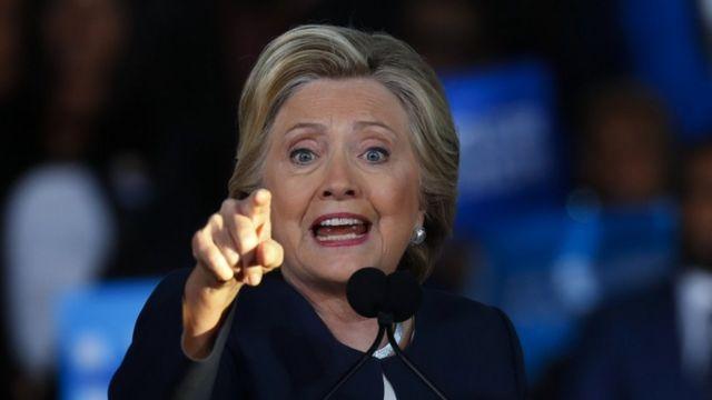 استهدفت الوئائق المزورة حملة كلينتون