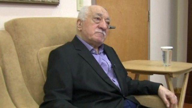 Islamic Cleric Fethullah Gulen