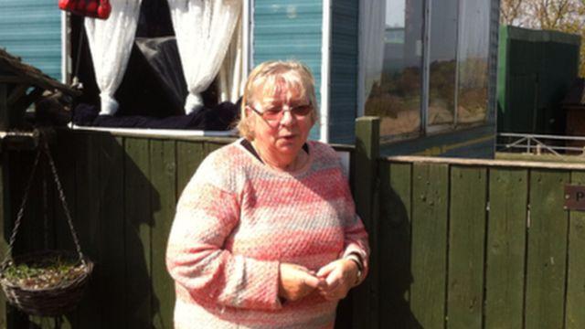 Mrs Larkin
