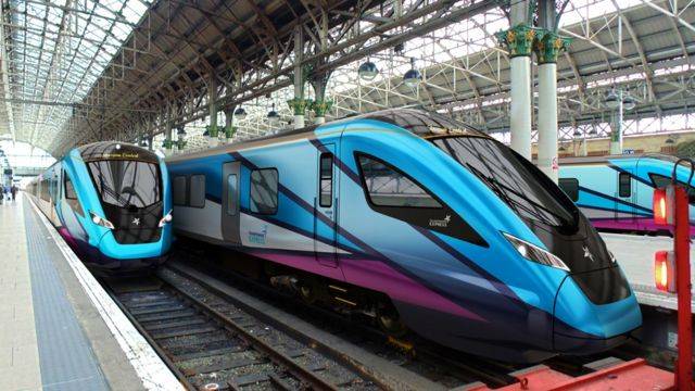 TransPennine Express's £230m north England and Scotland rail deal