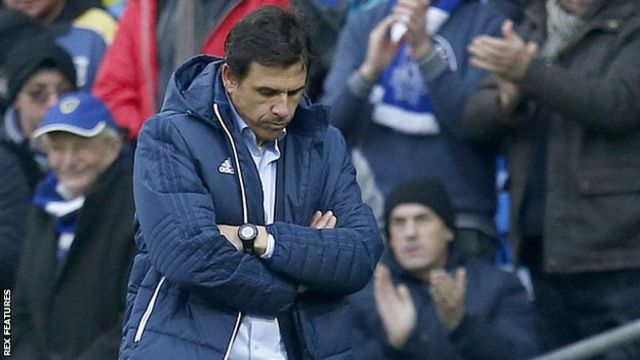 Chris Coleman endured a frustrating afternoon on his return to the Cardiff City Stadium as his Sunderland side lost 4-0