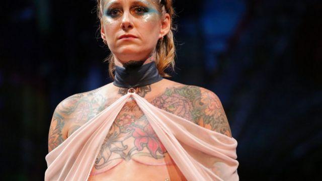 Февраль 2017 года, X Cancerland show, New York Fashion Week.