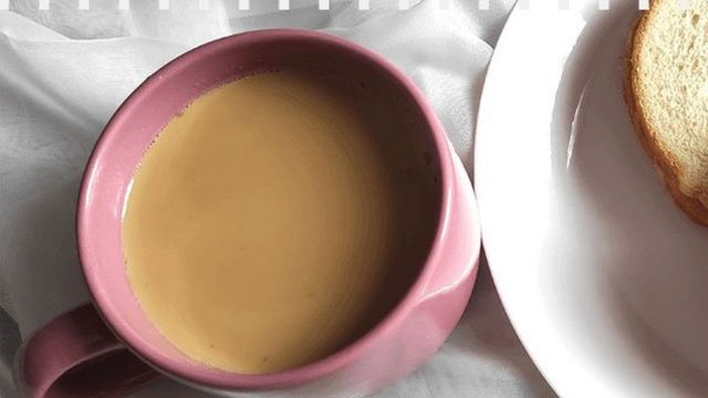 چائے کی پیالی