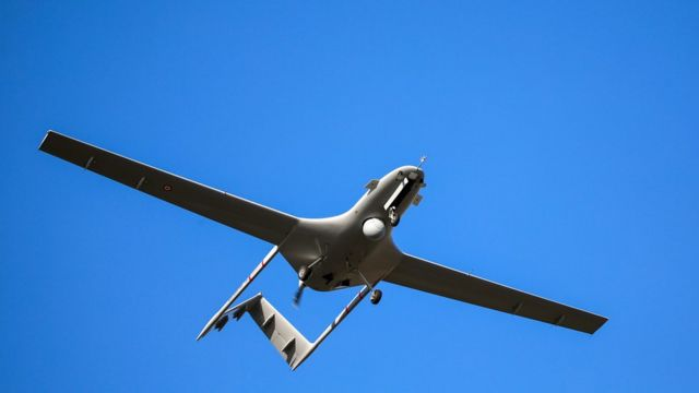 TB2 insansız hava aracı