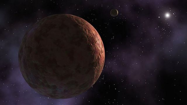 New Solar System objects revealed