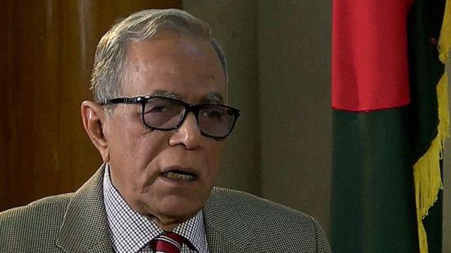 প্রেসিডেন্ট আবদুল হামিদ