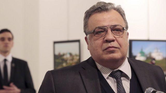 Dubes Rusia untuk Turki