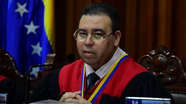 Juan José Mendoza, letrado del TSJ de Venezuela