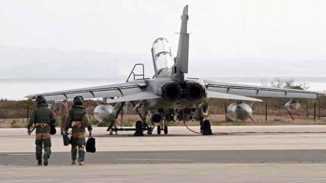英空軍はすでにイラクでIS空爆を行っている