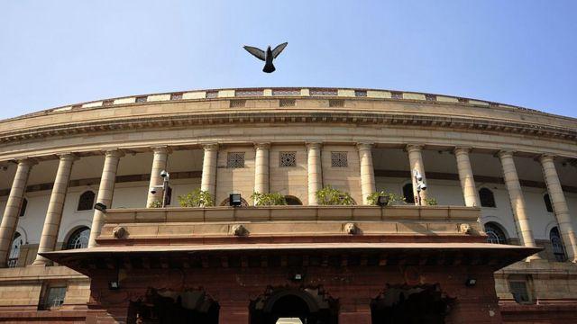இந்திய நாடாளுமன்றம்