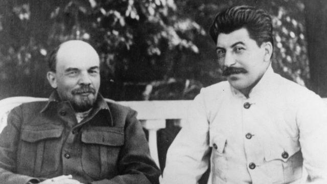 Lenin và Stalin