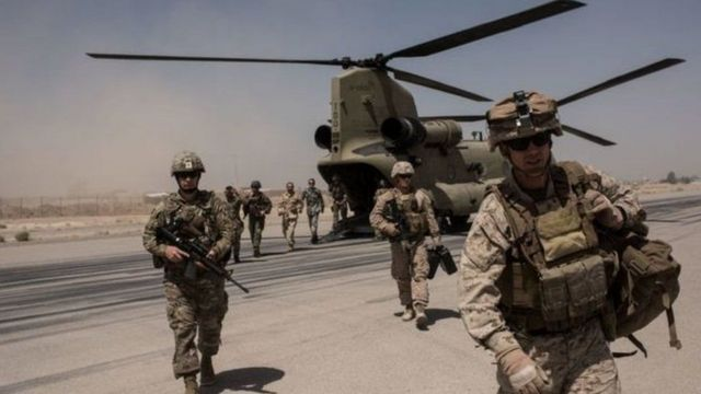 अमेरिकी सेना