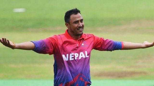 पारस खड्का: क्रिकेट सङ्घको नेतृत्वमा जानसक्छु - BBC News नेपाली