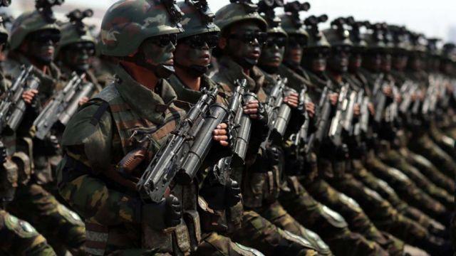उत्तर कोरिया की सेना