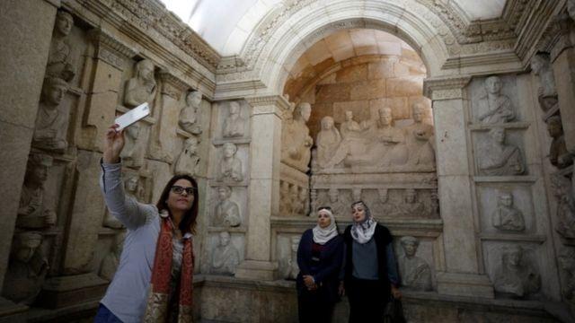 این موزه که در سال ۱۹۲۰ گشایش یافته بود در شش سال گذشته بسته بود