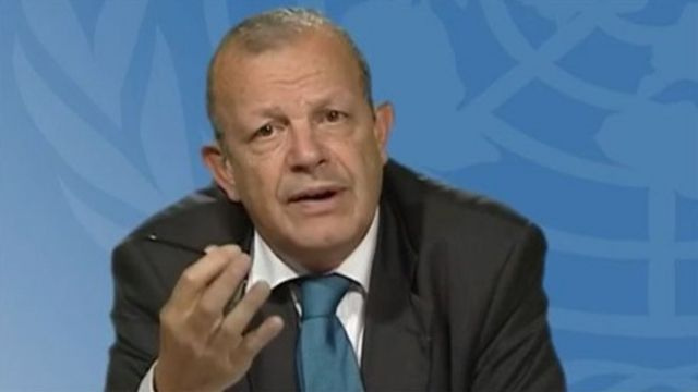 Gar yaqaan Prof. Alain Pellet