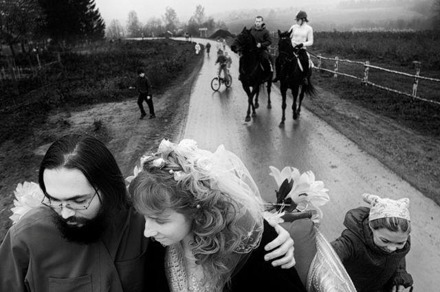 صورة لزواج فلاديمير من فيتوريا
