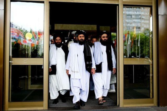 представители талибов