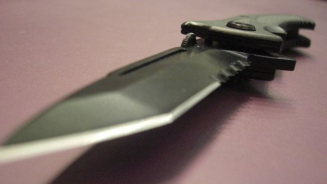 Nine charts on the rise of knife crime in England and Wales