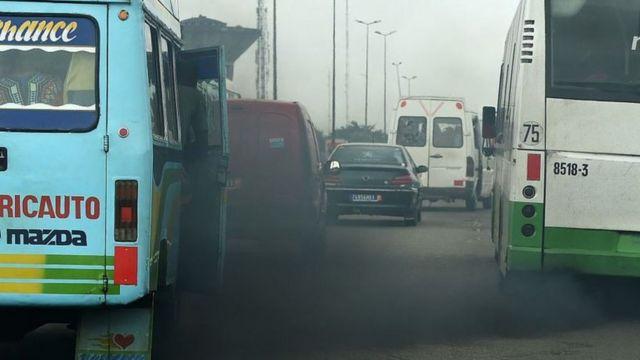 Des échantillons de diesel recueillis dans huit pays d'Afrique de l'Ouest contenaient une teneur en soufre 300 fois plus élevée que ce qui est autorisé en Europe.