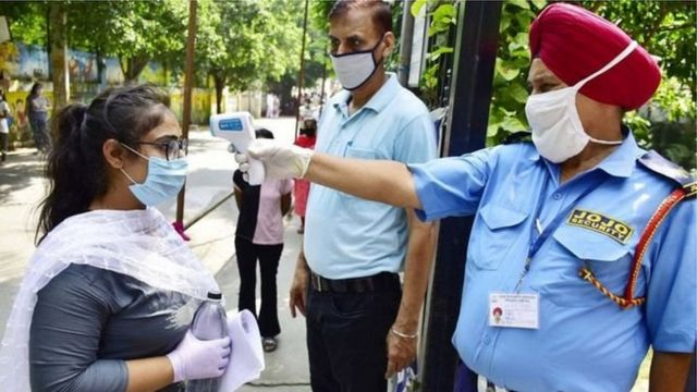 গত ২৪ ঘণ্টায় সবচেয়ে বেশি রোগী শনাক্ত হয়েছে ভারতে