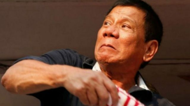 Prezida Rodrigo Duterte