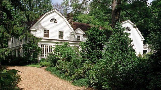 हिलेरी क्लिंटन का न्यू यॉर्क स्थित घर