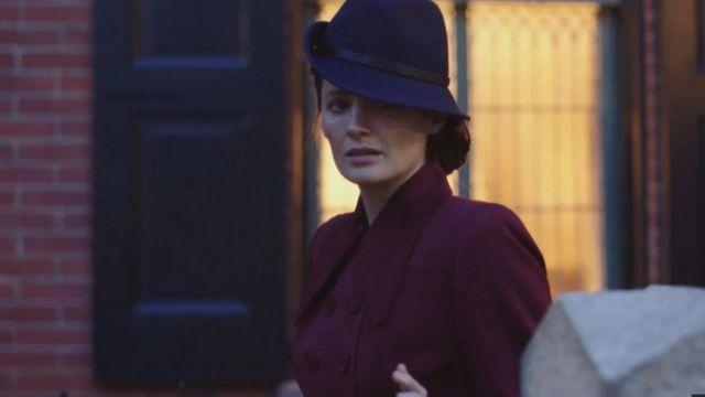 维吉尼亚‧霍尔这一惊险而传奇的经历在电影新片《谍海英雌》(A Call to Spy)中以戏剧性的手法呈现出来(photo:BBC)
