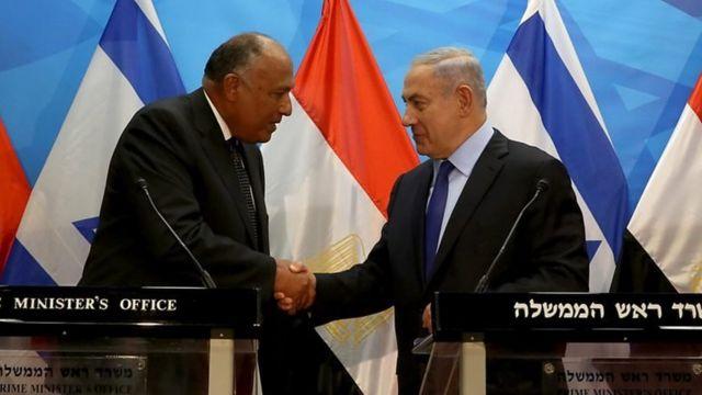 اسرائیل اور مصر