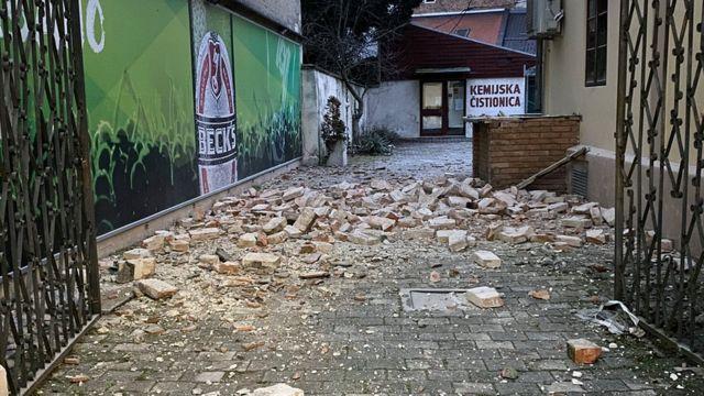 Zemljotres i Hrvatska: Snažni potresi, epicentar na 50 kilometara od Zagreba