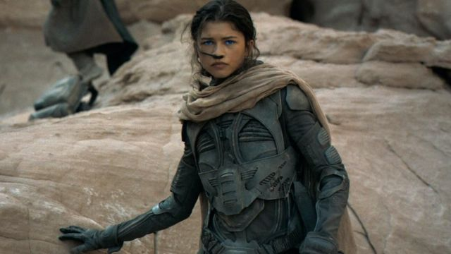 Zendaya in Dune (2021)