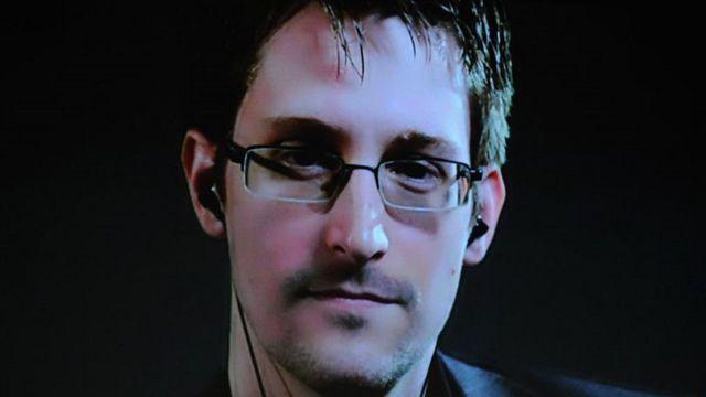 Snowden.